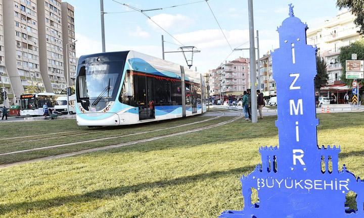 حمل و نقل شهری ازمیر